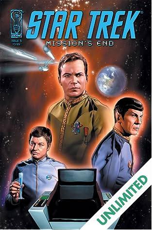 Star Trek: Mission's End #5