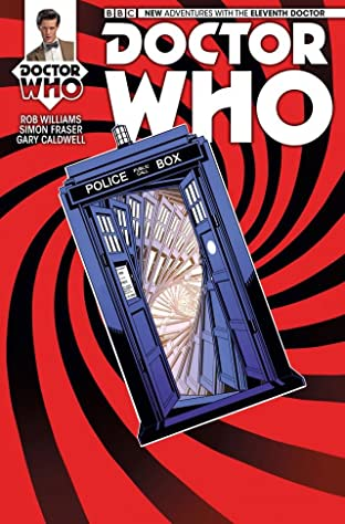 Doctor Who: The Eleventh Doctor No.6