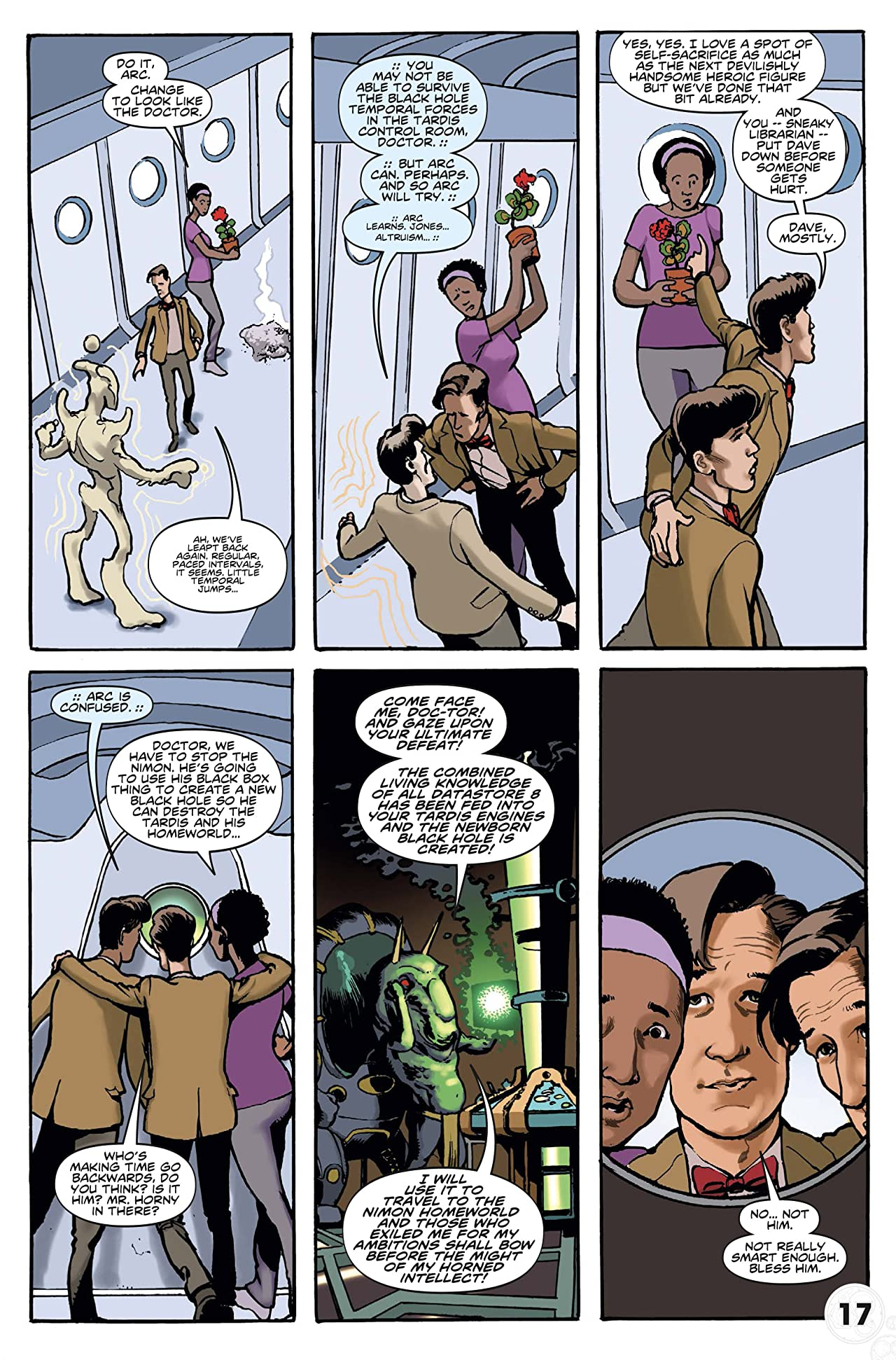 Doctor Who: The Eleventh Doctor #6