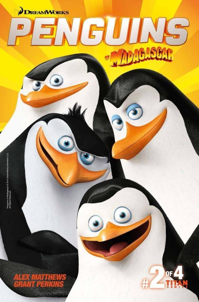 Penguins of Madagascar #2