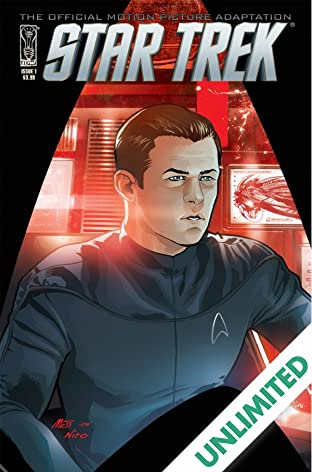 Star Trek: Movie Adaptation - Collected Edition