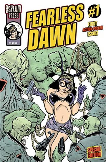 Fearless Dawn #1 (of 0): Special Edition