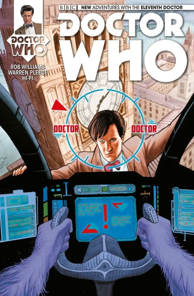 Doctor Who: The Eleventh Doctor #7
