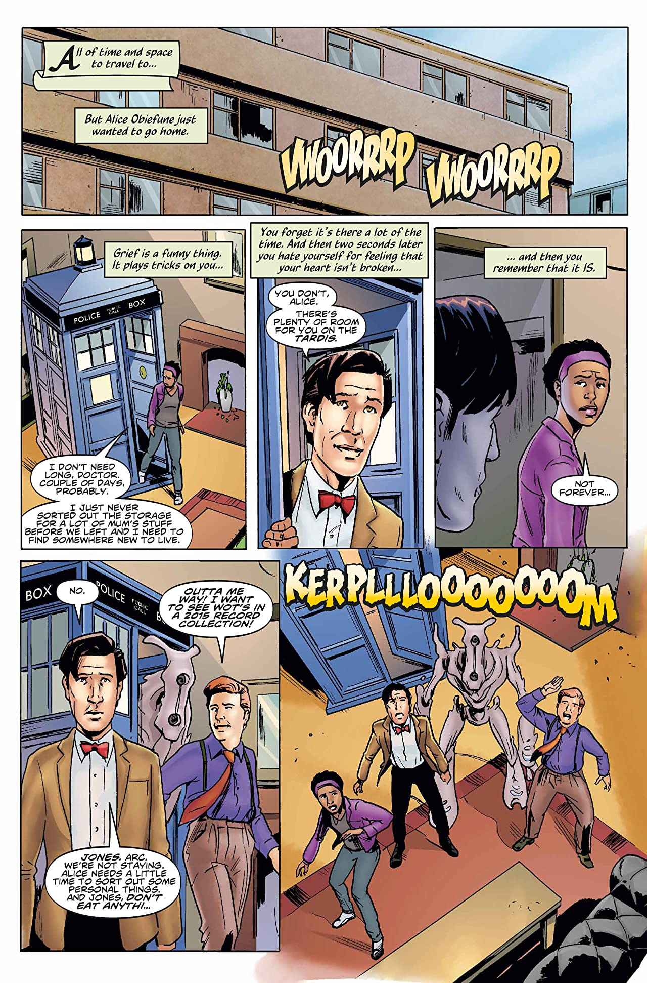 Doctor Who: The Eleventh Doctor No.7