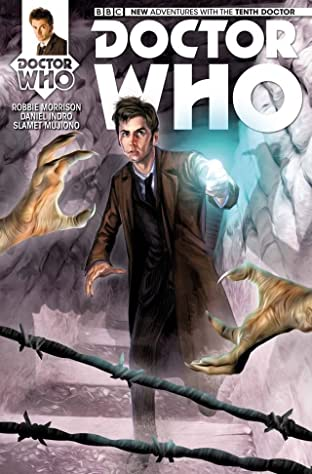 Doctor Who: The Tenth Doctor No.7