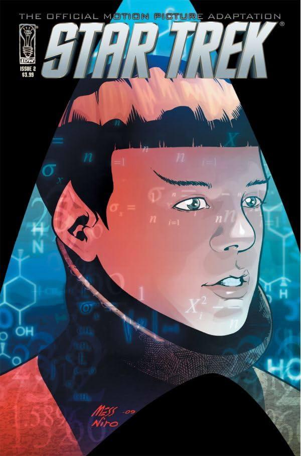 Star Trek: Movie Adaptation #2