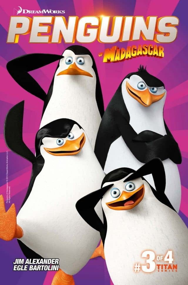 Penguins of Madagascar #3