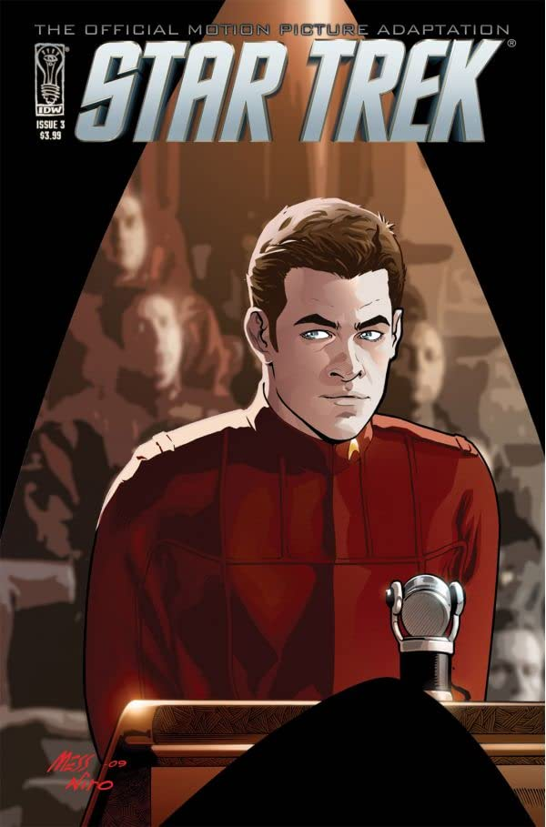 Star Trek: Movie Adaptation #3