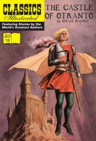 Classics Illustrated JES #18: The Castle of Otranto