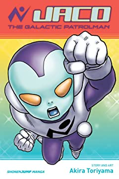 Jaco the Galactic Patrolman Tome 1