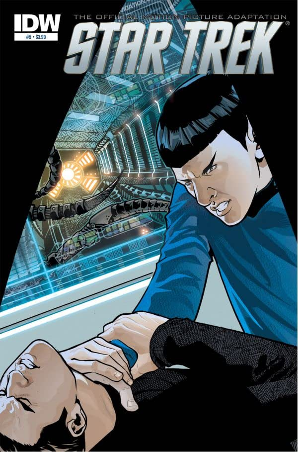 Star Trek: Movie Adaptation #5