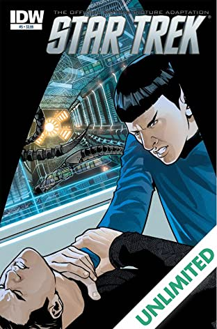 Star Trek: Movie Adaptation #5
