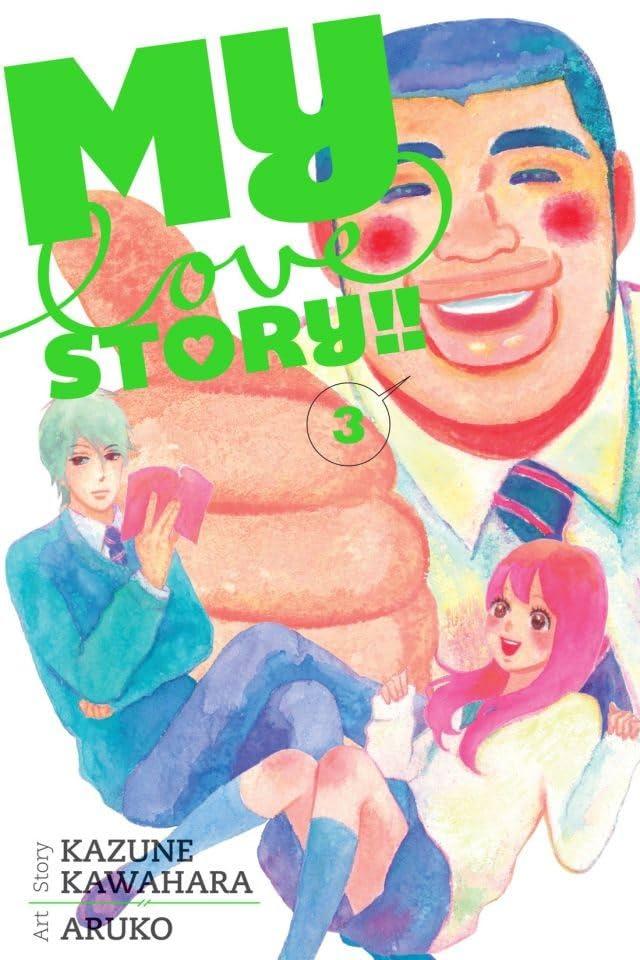 My Love Story!! Vol. 3