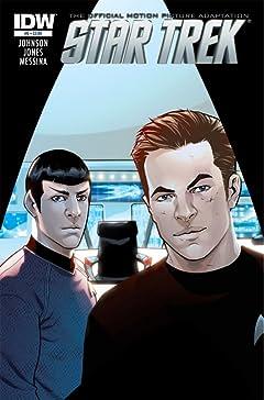 Star Trek: Movie Adaptation #6