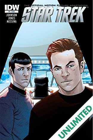 Star Trek: Movie Adaptation #6