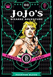 JoJo's Bizarre Adventure: Part 1--Phantom Blood Tome 3