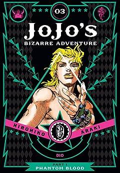 JoJo's Bizarre Adventure: Part 1--Phantom Blood Vol. 3