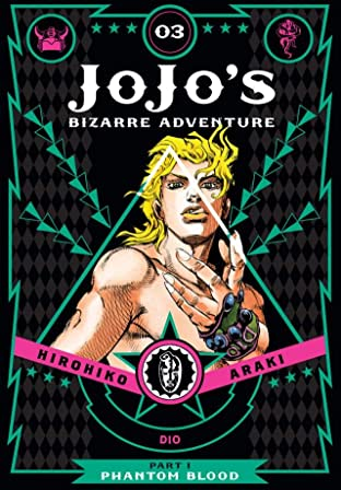 JoJo's Bizarre Adventure: Part 1--Phantom Blood Vol. 3