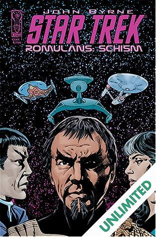 Star Trek: Romulans - Schisms #1