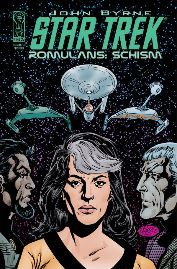Star Trek: Romulans - Schisms #2
