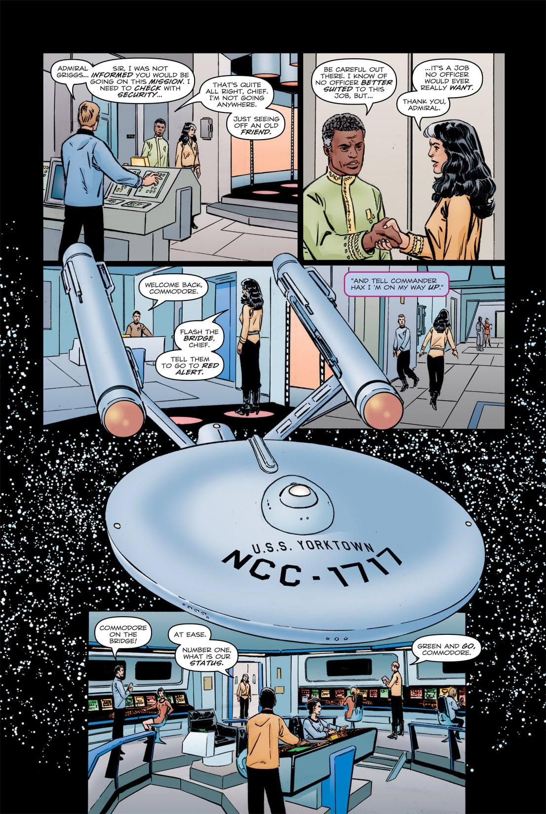 Star Trek: Romulans - Schisms #2