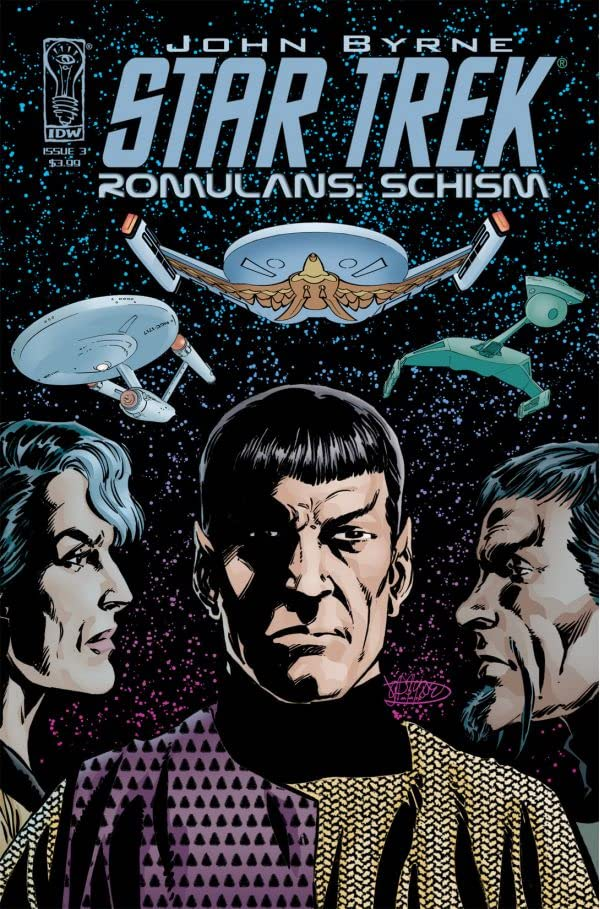 Star Trek: Romulans - Schisms #3