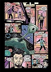 Star Trek: Romulans - The Hollow Crown #1