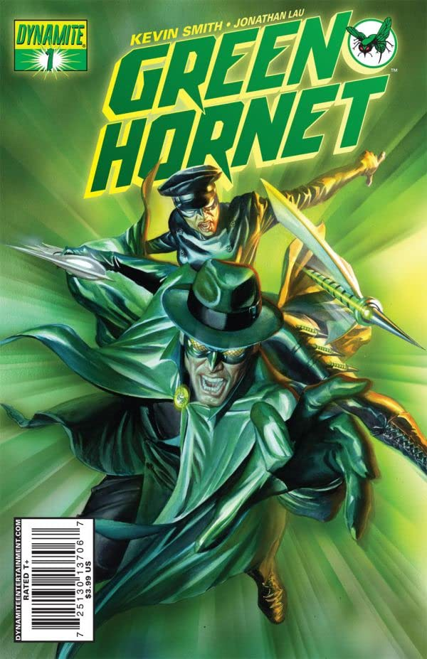 Kevin Smith's Green Hornet No.1