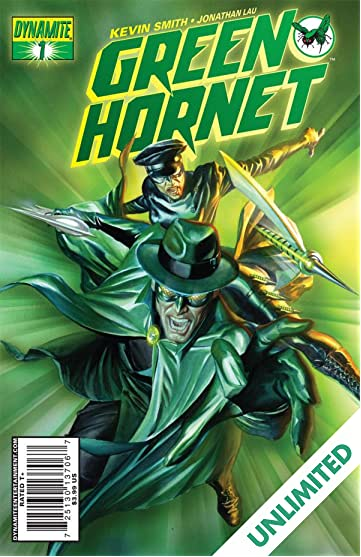 Kevin Smith's Green Hornet #1
