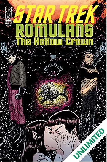 Star Trek: Romulans - The Hollow Crown #2