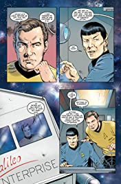 Star Trek: Year Four - The Enterprise Experiment #1