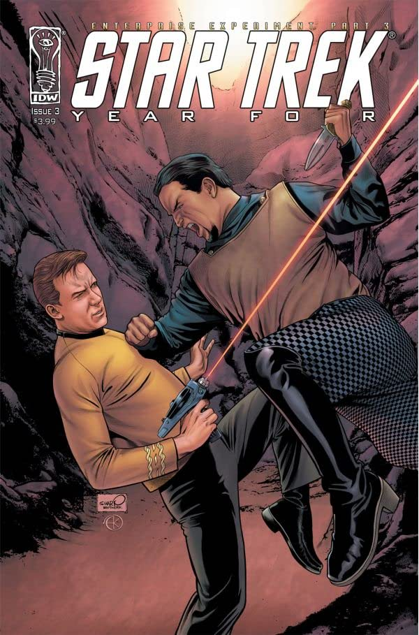 Star Trek: Year Four - The Enterprise Experiment #3