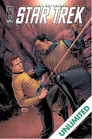 Star Trek: Year Four - The Enterprise Experiment #3
