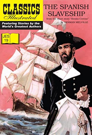 Classics Illustrated JES #19: The Spanish Slaveship