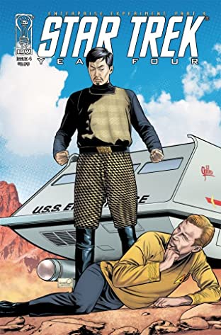 Star Trek: Year Four - The Enterprise Experiment #4