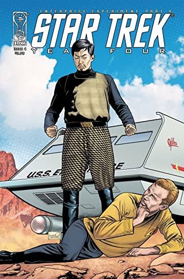 Star Trek: Year Four - The Enterprise Experiment #4