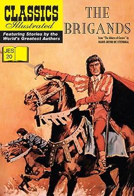 Classics Illustrated JES #20: The Brigands