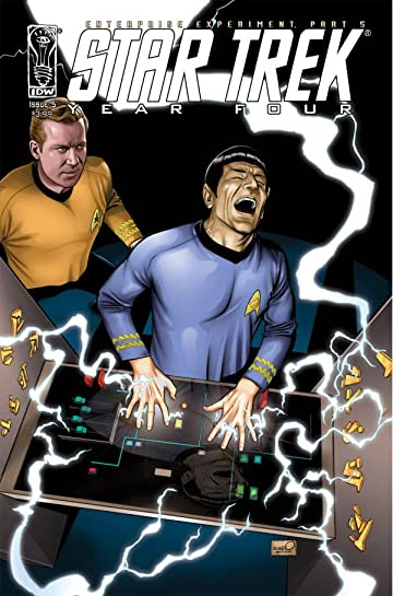 Star Trek: Year Four - The Enterprise Experiment #5