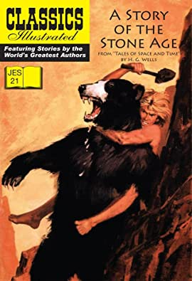 Classics Illustrated JES #21: A Story of the Stone Age