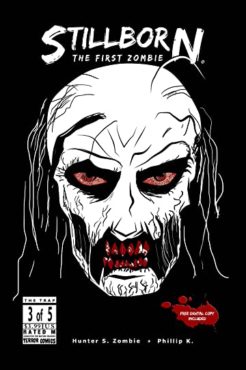 Stillborn: The First Zombie #3