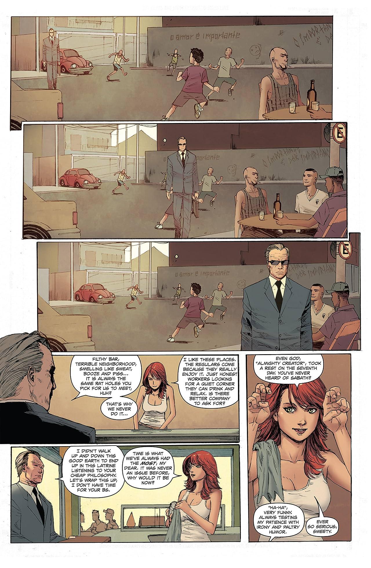 321: Fast Comics Vol. 1