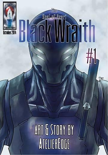 The Seal of Azari: Black Wraith #1