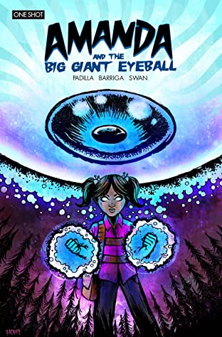 Amanda and the Big Giant Eyeball