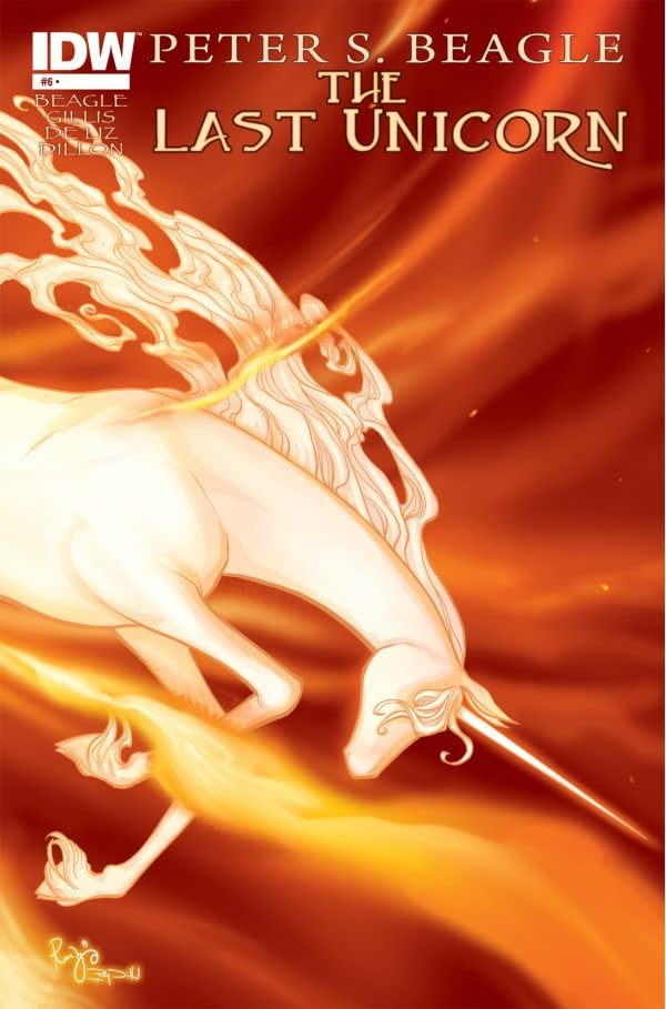 The Last Unicorn #6
