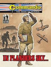 Commando #4747: In Flanders Sky...