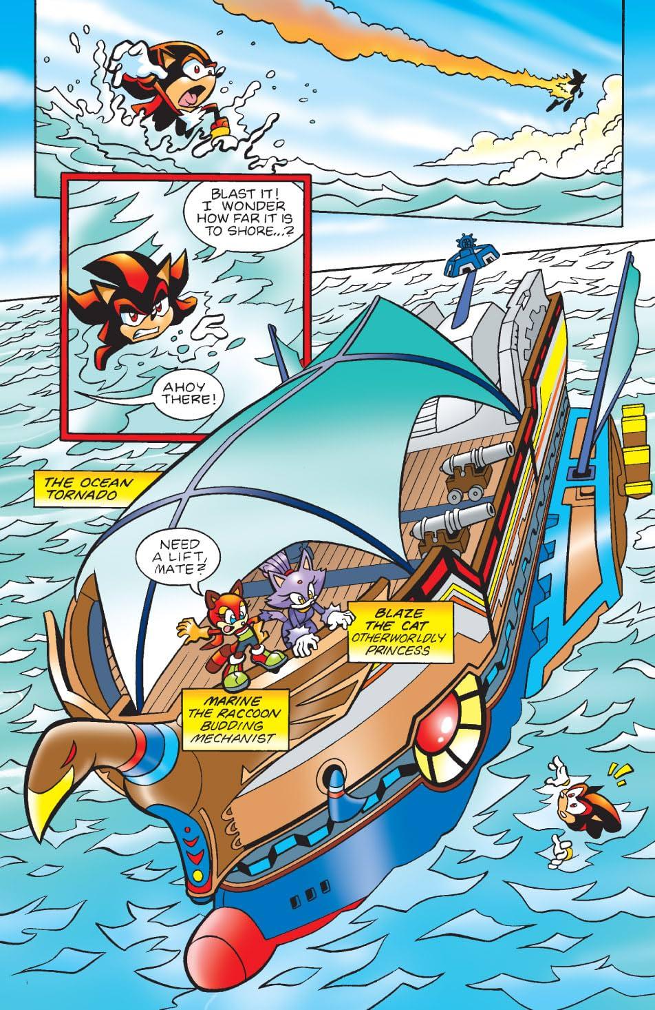 Sonic Universe #1