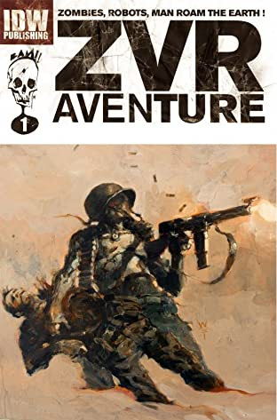 Zombies vs Robots Aventure #1