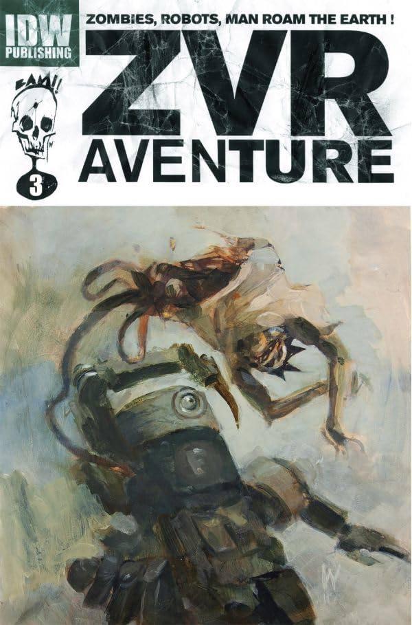 Zombies vs Robots Aventure #3
