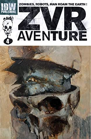 Zombies vs Robots Aventure #4