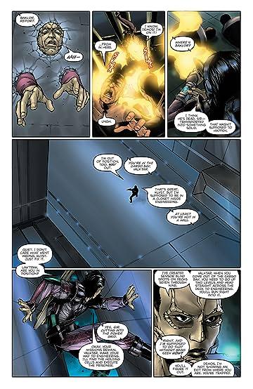 Star Trek Alien Spotlight Cardassians 1A FN 2009 Stock Image